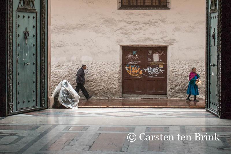 Catedral Nueva doorway compositions