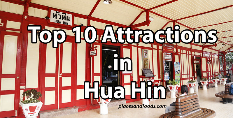 Top 10 Attractions in Hua Hin large