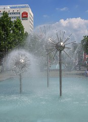 Brunnen (fountains & water wells)