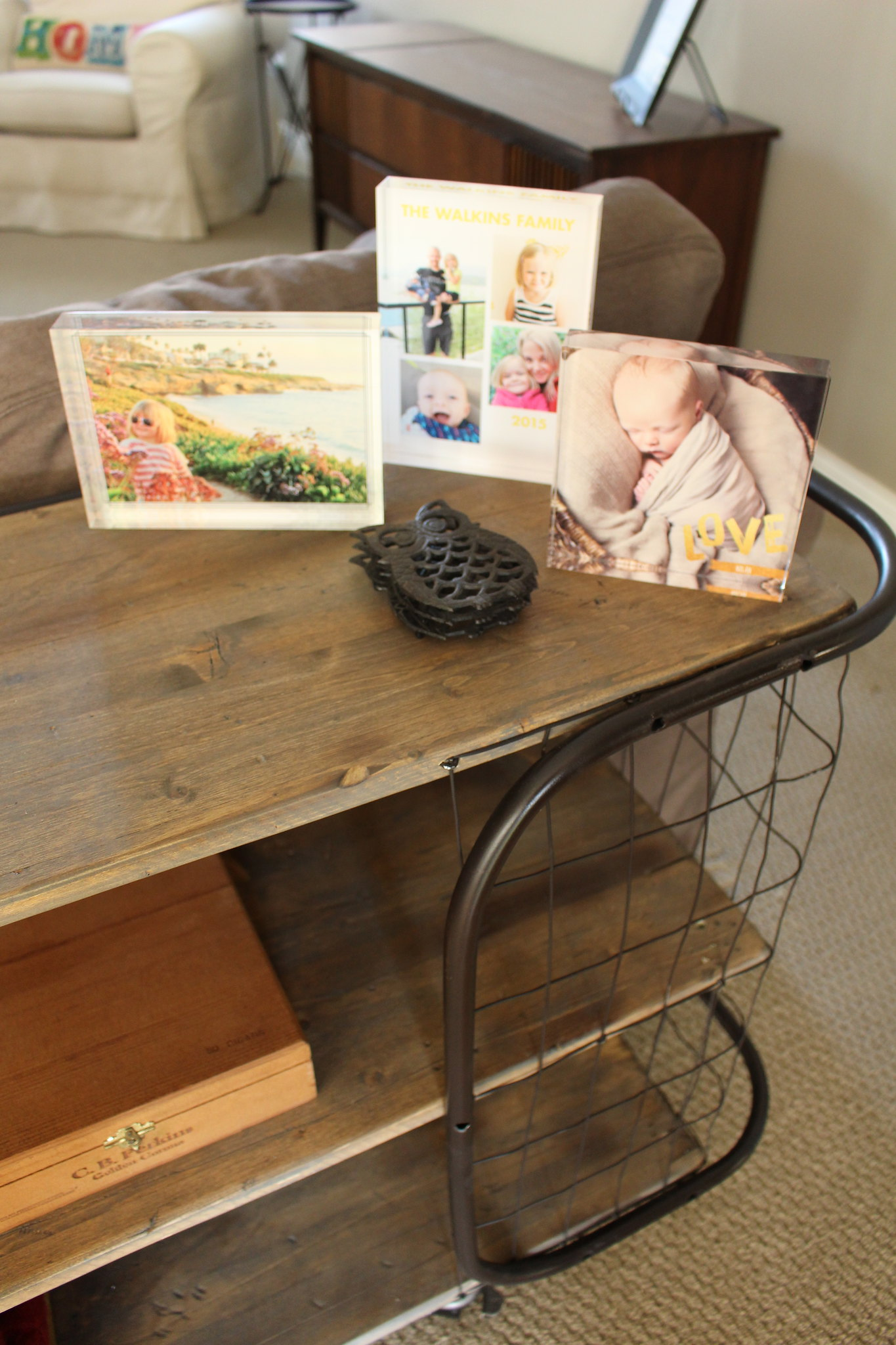 Console Table Project - October 2015