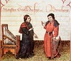 Guillaume Dufay and Gilles Binchois, ca 1400