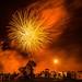 Fuochi d'artificio by Francesco Netto