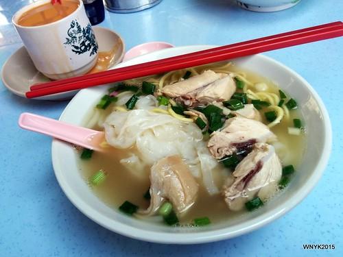 Noodles & Tea