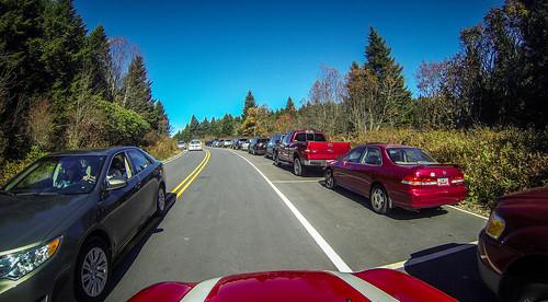 Blue Ridge Parkway in Autumn-40