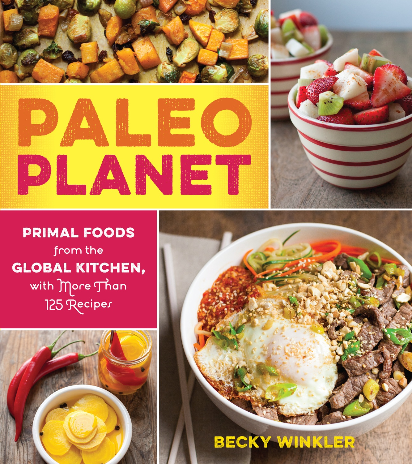 Paleo Planet by Becky Winkler contains over 80 Whole30-compliant recipes