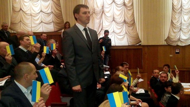 Юрій Кушнір, Лозова
