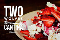 Eton Mess at Two Wolves Community Cantina, Chippen…
