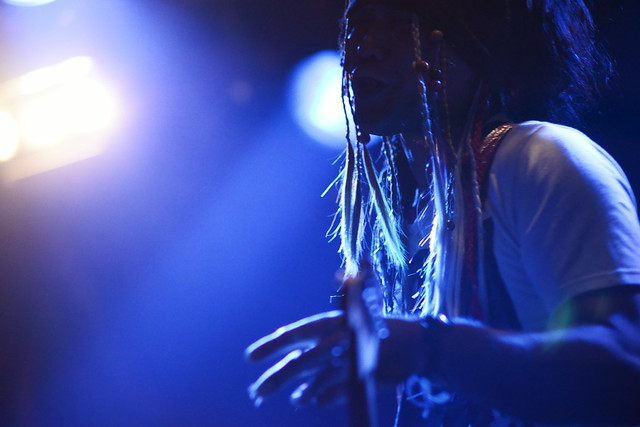 SPUTNIK KOMBINAT live at Club Mission's, Tokyo, 22 Oct 2015. 028C