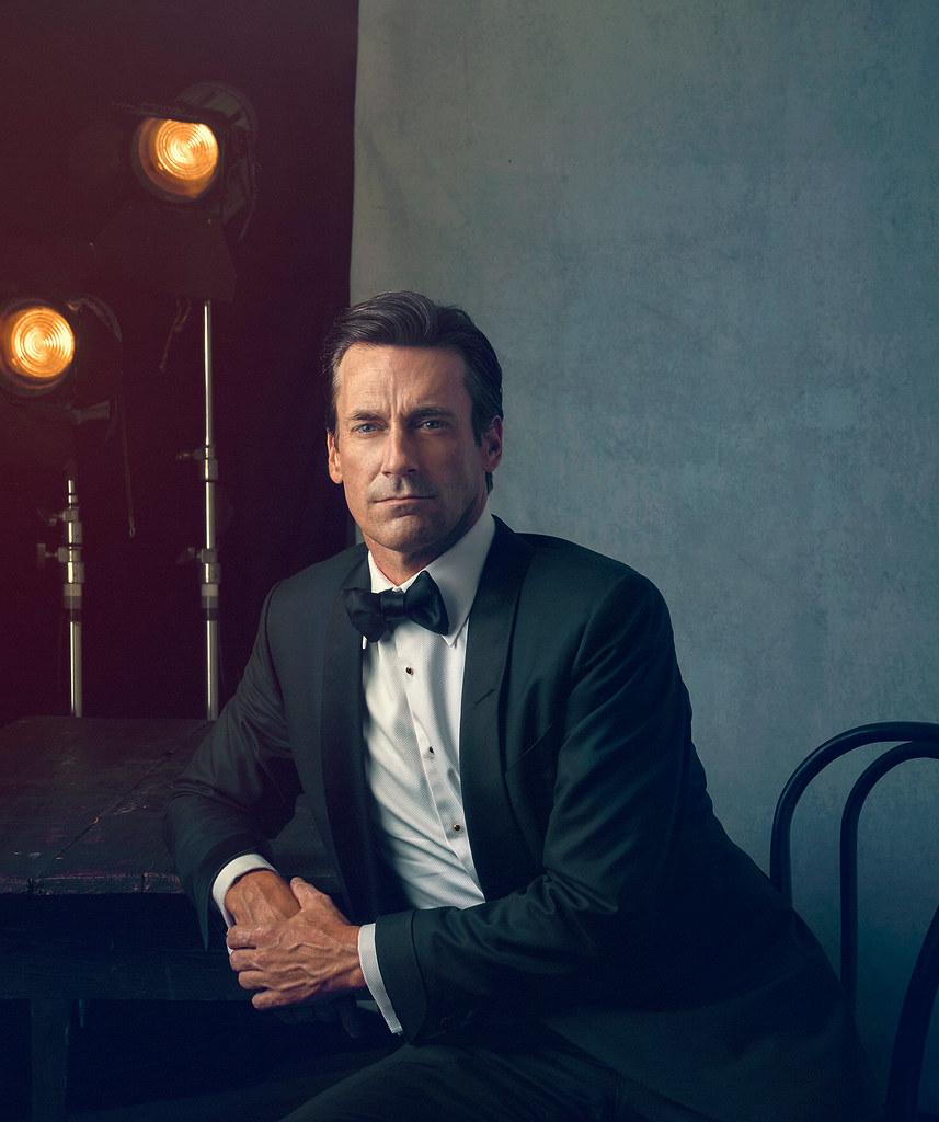 Джон Хэмм — Фотосессия на «Emmy Awards» 2015 – 1