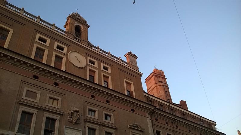 Rome Collegio Romano