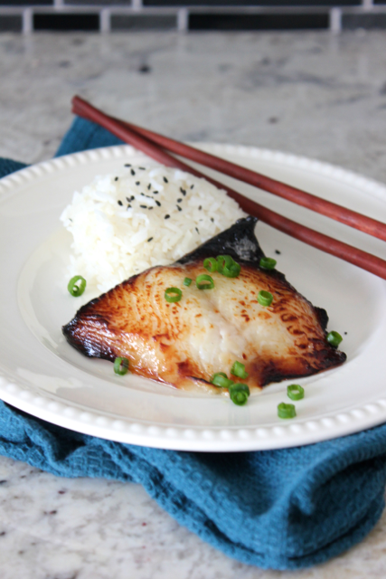 Miso Marinated Black Cod: A Taste of Japan