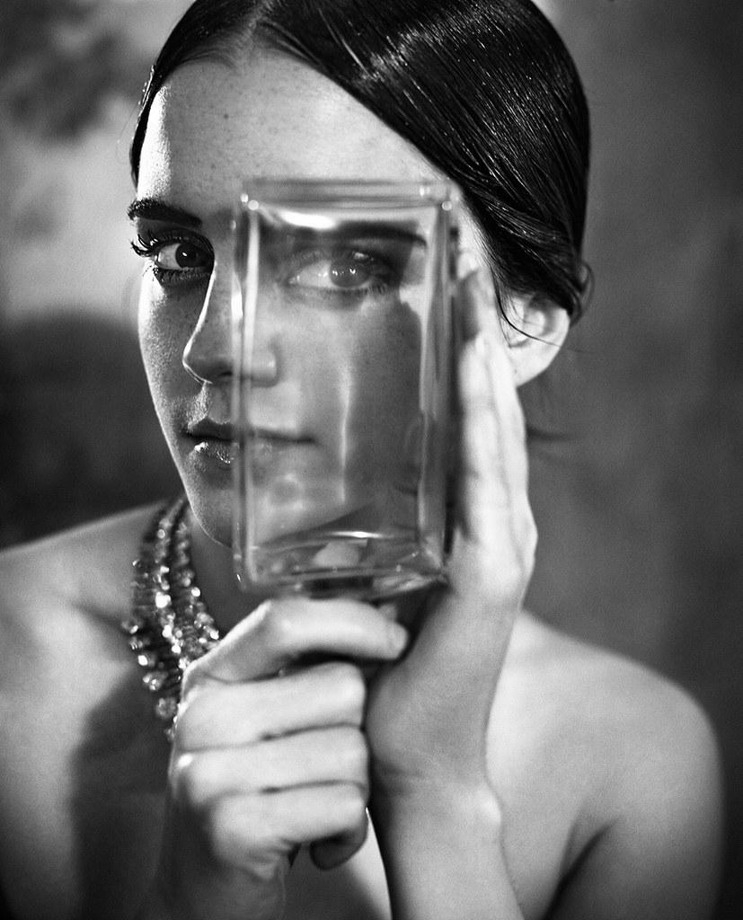 Эмма Уотсон — Фотосессия для «Vogue» IT 2015 – 5