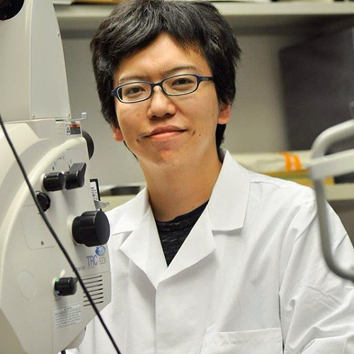 Congrats to our Wildcat of the Week, Shinichi Fukuda! The postdoctoral fellow, who works in the laboratory of Dr. Jayakrishna Ambati in the Department of Ophthalmology & Visual Sciences, received 2 awards recently to advance his research in dry macular de