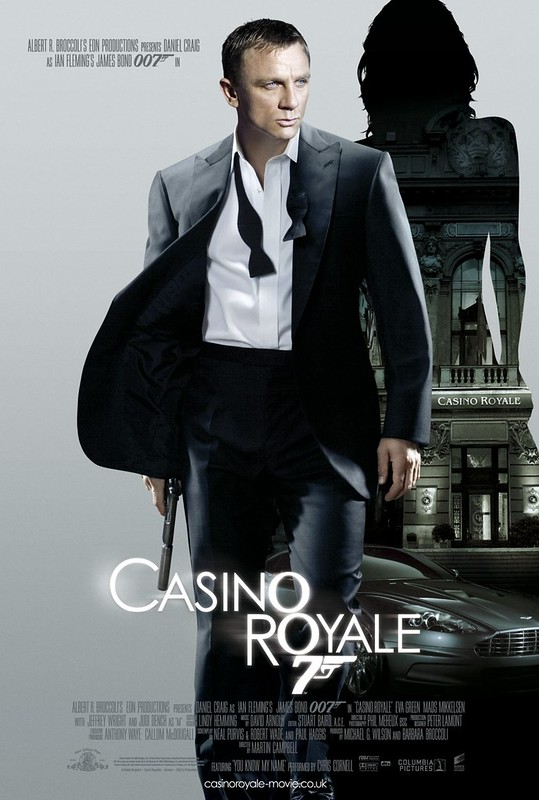 Casino Royale - 2006 - Poster 4