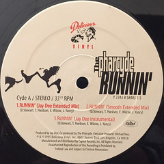 THE PHARCYDE:RUNNIN'(LABEL SIDE-A)