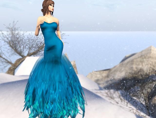 *FLOWERDREAM CREATION Ella blue New!
