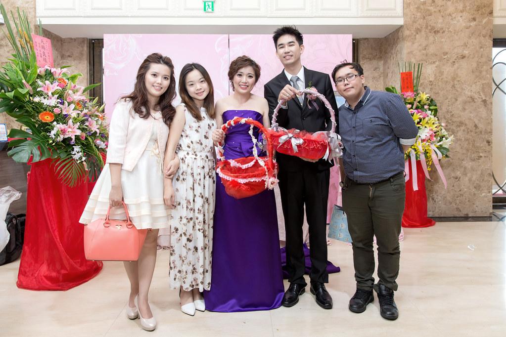 台南婚攝-迎娶午宴 X 情定城堡 (90)