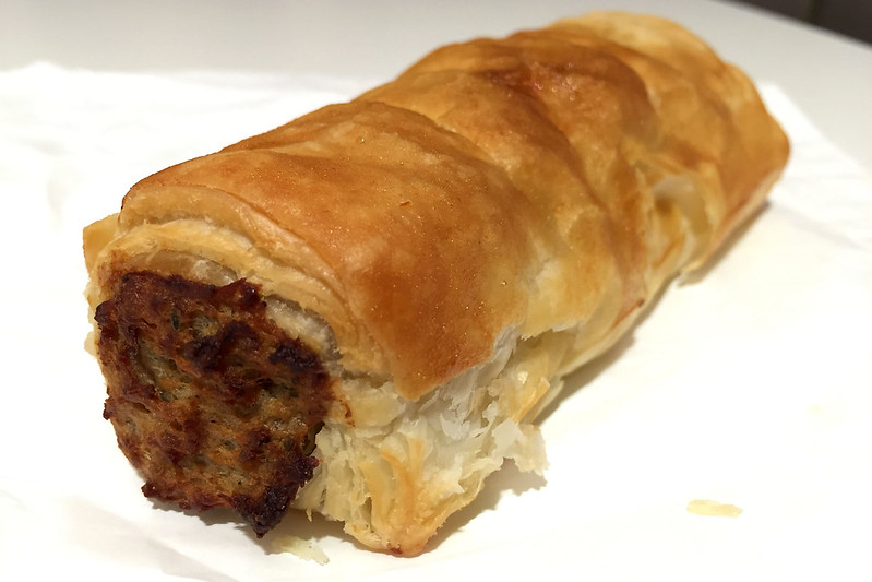 Chicken sausage roll, Fare Game Poultry