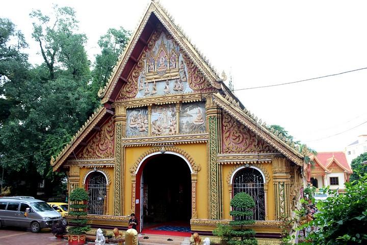 Que ver en Vientiane