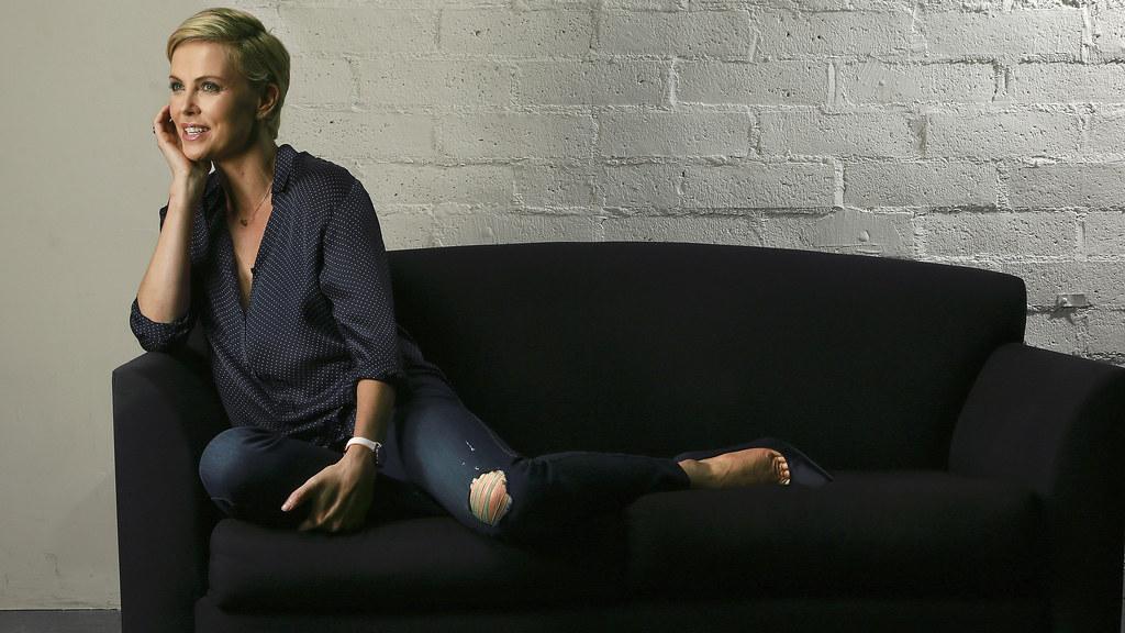 Шарлиз Терон — Фотосессия для «LA Times» 2015 – 1