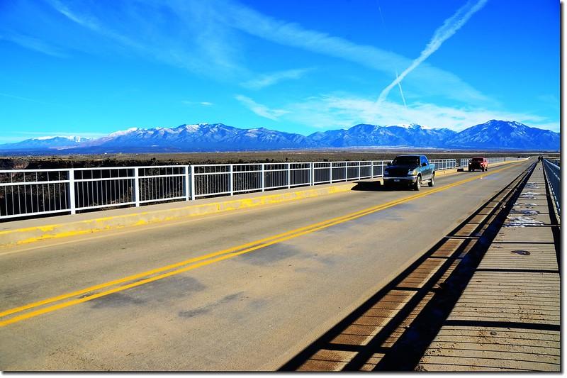 Rio Grande Gorge Bridge 3