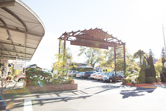 Napa River Inn entrance
