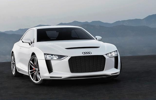 Audi Quattro Concept 2010 года