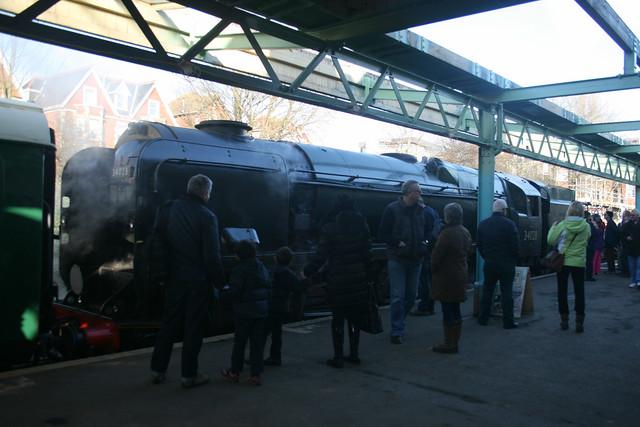 The Swanage Railway