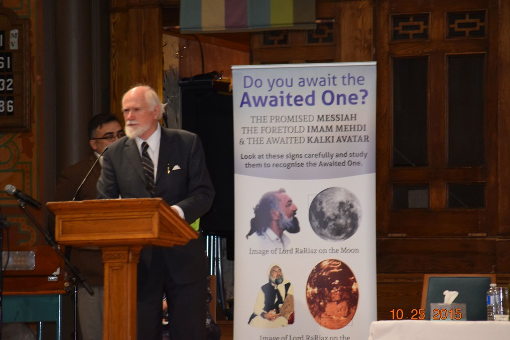 10-October-2015-Advocacy of Spiritual Love and Global Peace - Toronto, Canada