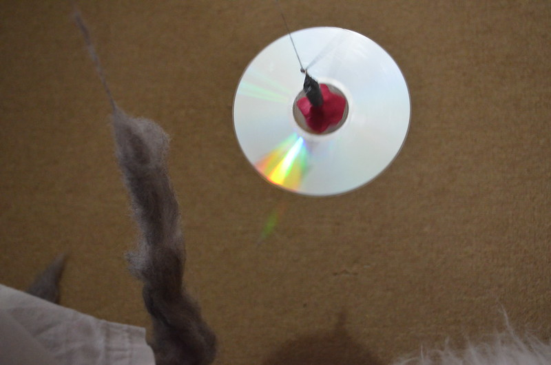 Drop Spindle DIY