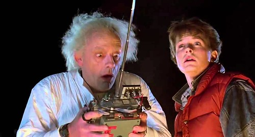 Back to the Future - screenshot 5