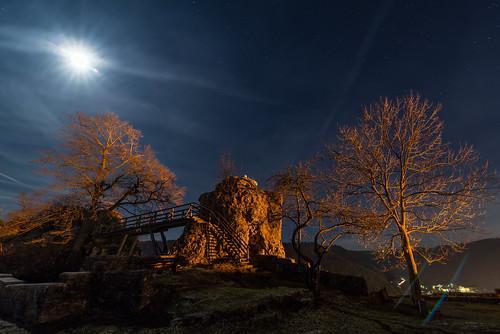 Nachthimmel über Geislingen