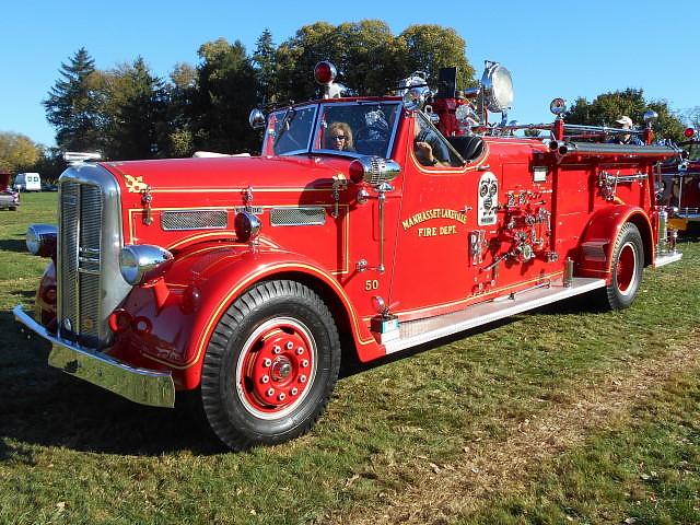 1948 Ward LaFrance Fire Truck