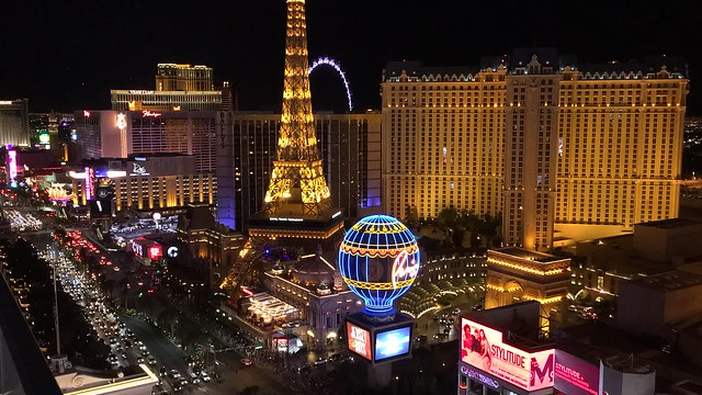 Timelapse Las Vegas