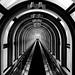 Umeda Sky Building escalator by jbarry5
