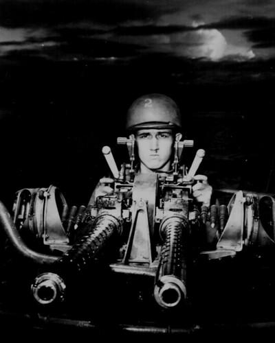 Navy Boat 50 caliber machine gun