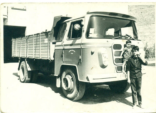 camió Nazar Joan Boixadera