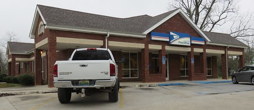 Post Office 36544 (Irvington, Alabama)