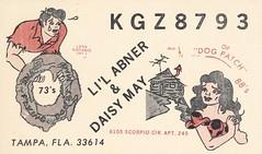 Rapid Press: Li'l Abner & Daisy May - Tampa, Florida