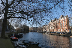 Mauritskade - Amsterdam (Netherlands)