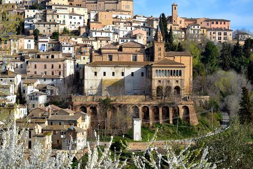 Loreto Aprutino - veduta del centro storico