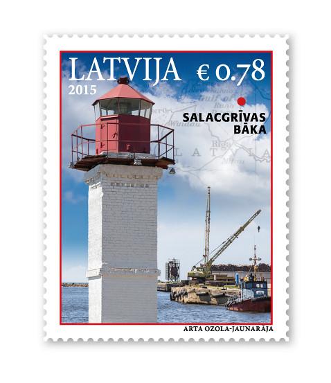 Latvijas bākas – Salacgrīvas bāka