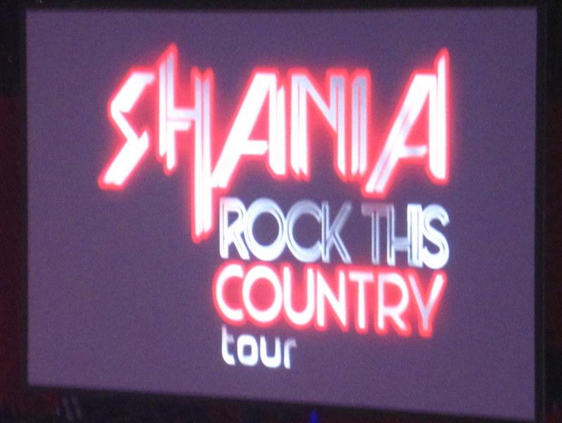 Shania Concert (1)