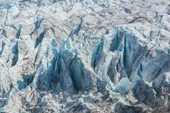 Coleman Glacier Detail