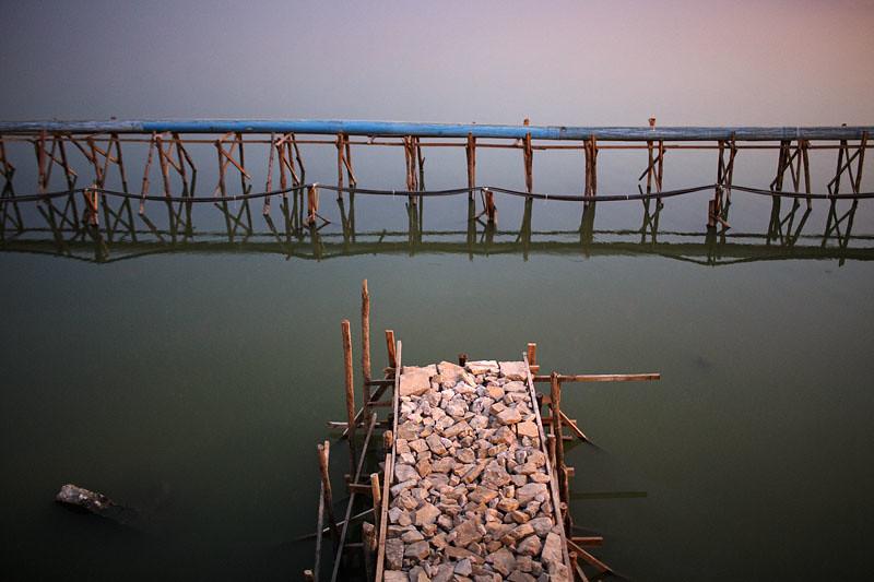 Lake - Meiktila, Myanmar