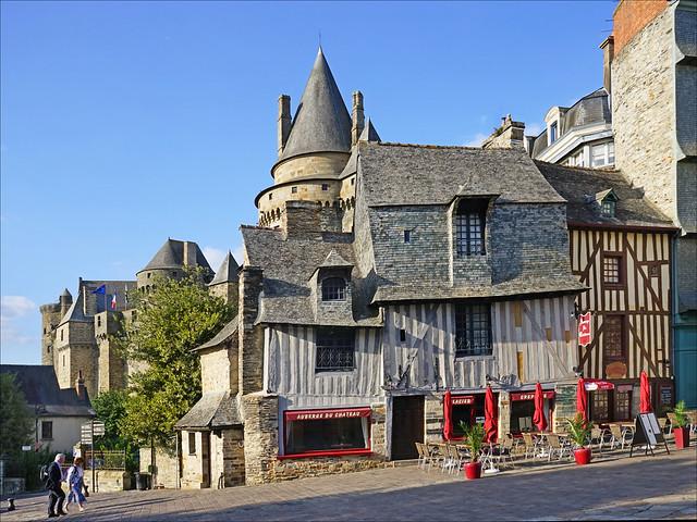 pueblos para ver en Bretana