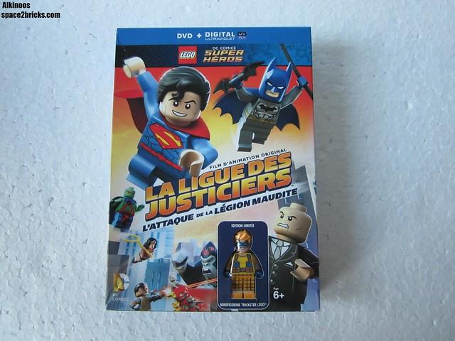 Lego minifigure Trickster p1