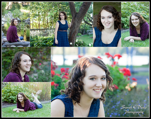 Amber's Senior Shoot