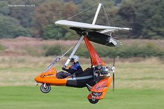 G-CITO - 2015 build P & M Aviation Quik Lite, new Barton resident