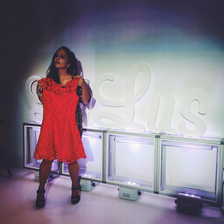 Lulu*s Style Studio 2015 at NYFW